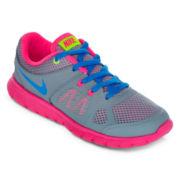 Nike® Flex Run 2014 Girls Athletic Shoes - Little Kids