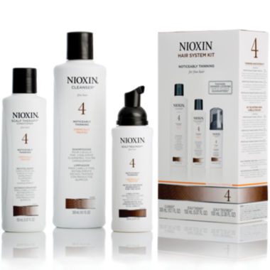 jcpenney.com | Nioxin® Hair System 4 Kit for Noticeably Thinning Chemically Treated Hair