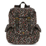 Olsenboye® Floral Disty Print Backpack