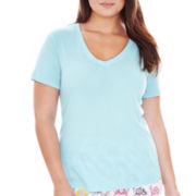 Insomniax® Short-Sleeve Sleep Tee