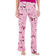 Ambrielle® Knit Sleep Pants - Petite