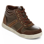 Arizona Pelton Boys High Top Sneakers
