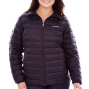 Columbia® Elm Ridge Water-Resistant Jacket - Plus