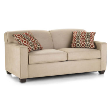 jcpenney.com | Sleeper Possibilities Track-Arm Full Loveseat