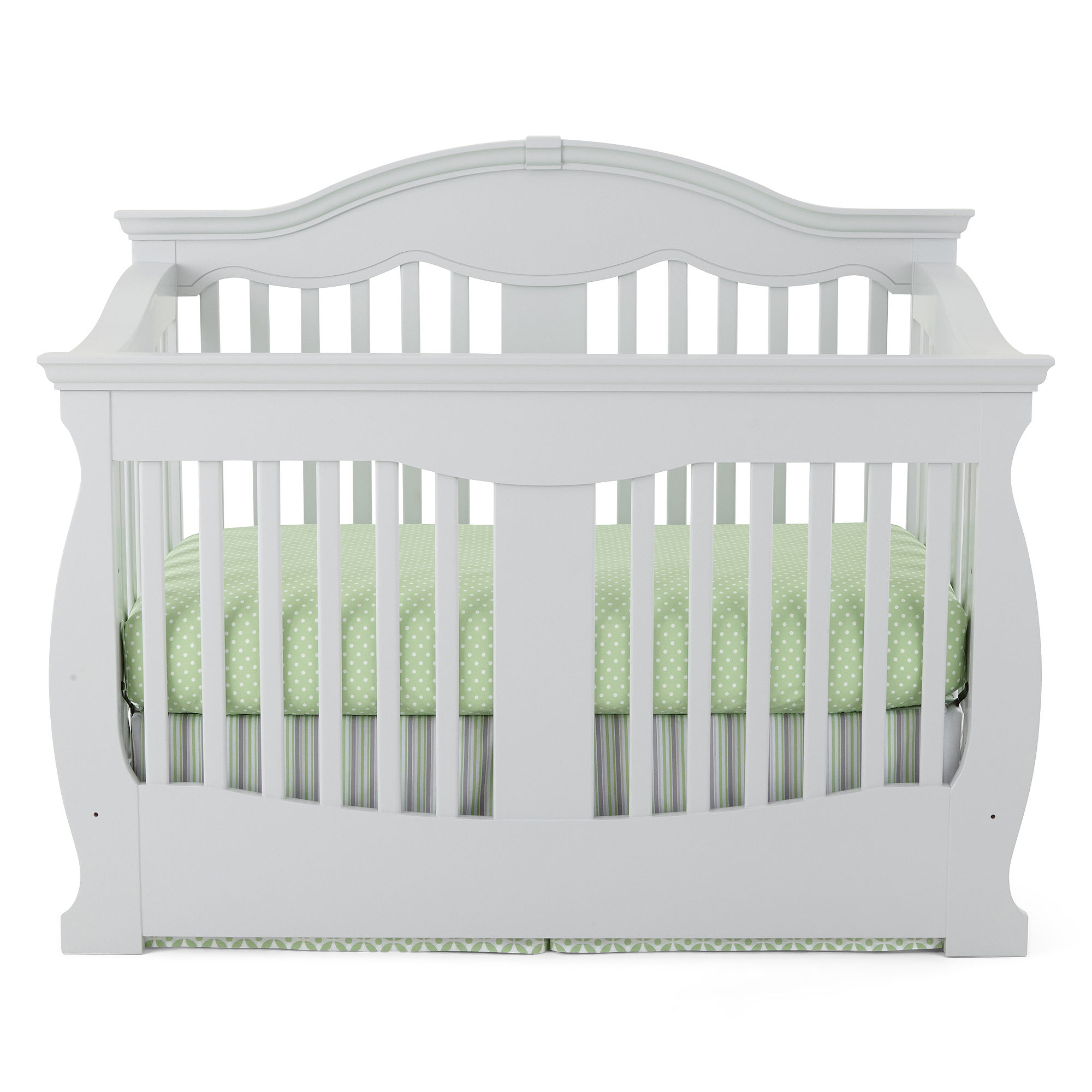 Convert Rockland Crib To Toddler Bed