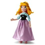 Disney Collection Soft Briar Rose Plush Doll