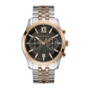 Wittnauer® Mens Two-Tone Stainless Steel Watch WN3035
