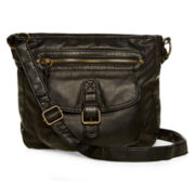 T-Shirt & Jeans™ Single-Pocket Crossbody Bag