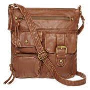 Arizona Triple Pocket Crossbody Bag