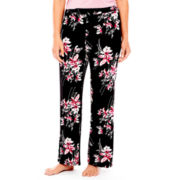 Ambrielle® Knit Pajama Pants - Plus