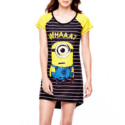 Minion Short-Sleeve Nightshirt