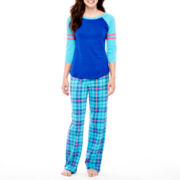 Sleep Riot 3-pc. Pajama Set