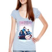 Short-Sleeve Breakfast Club Graphic T-Shirt