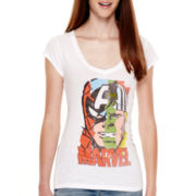 Short-Sleeve Marvel® Graphic T-Shirt