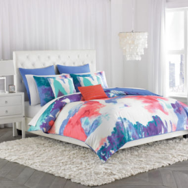 jcpenney.com | Amy Sia Painterly Comforter Set