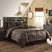 True Timber Mixed Pine Comforter Set & Accessories