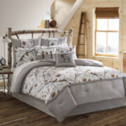 True Timber Snowfall Comforter Set & Accessories
