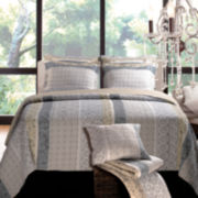 Greenland Home Fashions Soho Modern Quilt Set