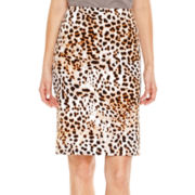 Worthington® Pencil Skirt - Petite