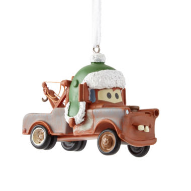 jcpenney.com | Disney Pixar Cars Tow Mater Ornament