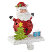 North Pole Trading Co. Stocking Holders
