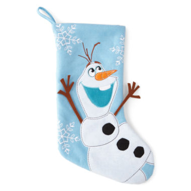 jcpenney.com | North Pole Trading Co. Olaf Stocking