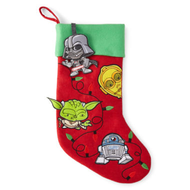jcpenney.com | North Pole Trading Co. Star Wars Stocking