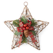 North Pole Trading Co. Outdoor LED Light-Up Star