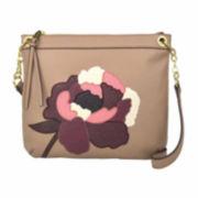 Liz Claiborne® Valerie Crossbody Bag