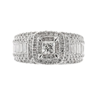 jcpenney.com | LIMITED QUANTITIES! 2 CT. T.W. Diamond 14K White Gold Ring