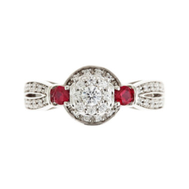 jcpenney.com | LIMITED QUANTITIES! 1/3 CT. T.W. Diamond Sterling Silver Ring