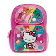 Hello Kitty® Rainbow Hearts Backpack - Girls 7-16