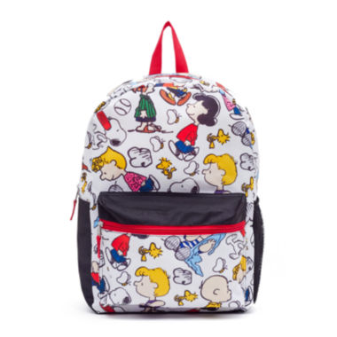 jcpenney.com | Peanuts® Printed Backpack - Girls 7-16
