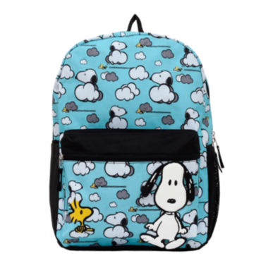 "jcpenney.com | Peanuts® Snoopy Lost in the Clouds 17"" Backpack"