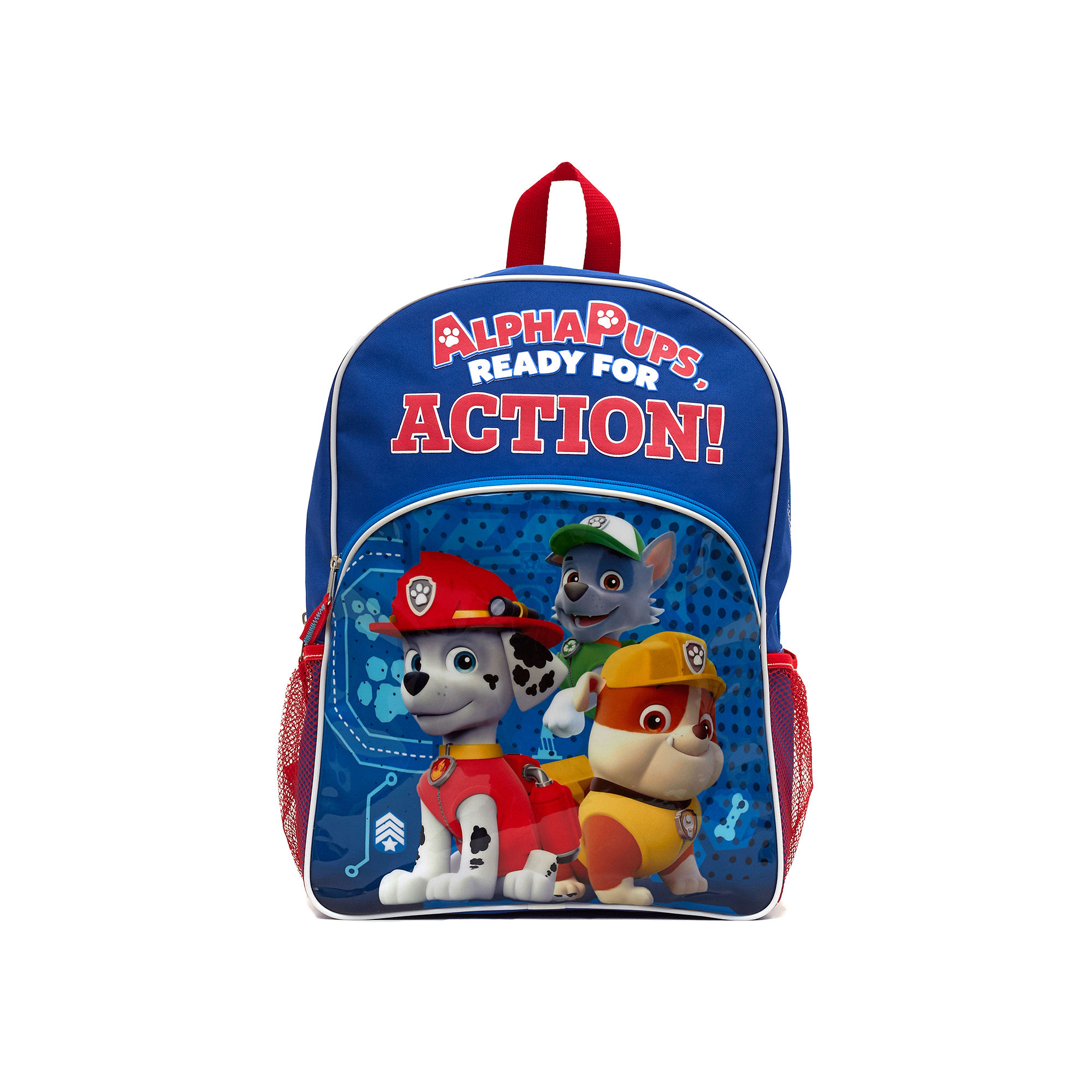 Paw Patrol Alpha Pup Boys' Backpack