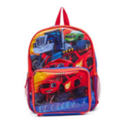 Blaze Boys' Backpack with Lunch Kit