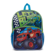 "Blaze ""Let's Blaze"" Light-Up Boys' Backpack"