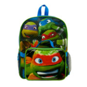 "Teenage Mutant Ninja Turtles ""Buyacha"" Boys' Backpack with Lunch Kit"
