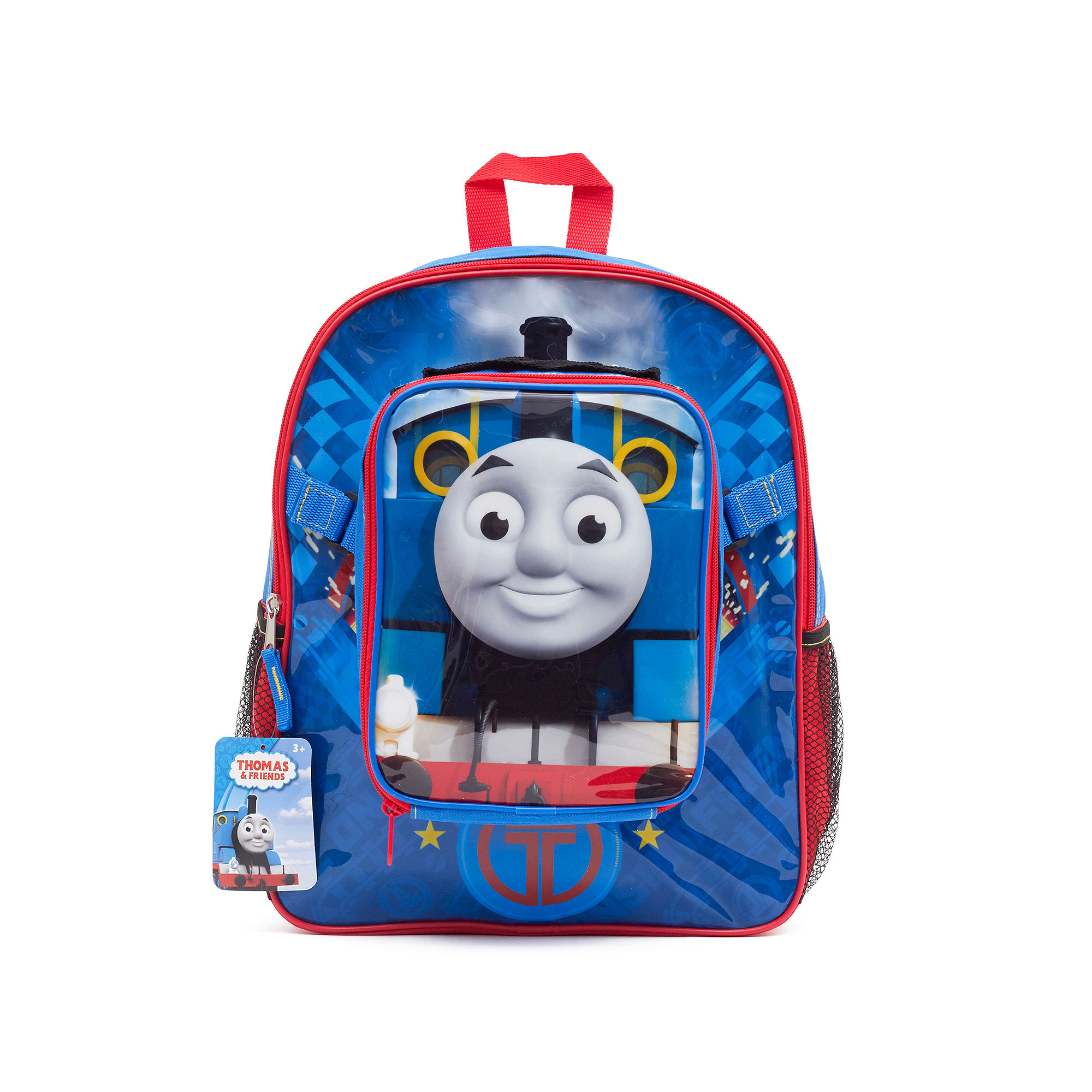 Thomas Boys' Backpack with Lunch Kit