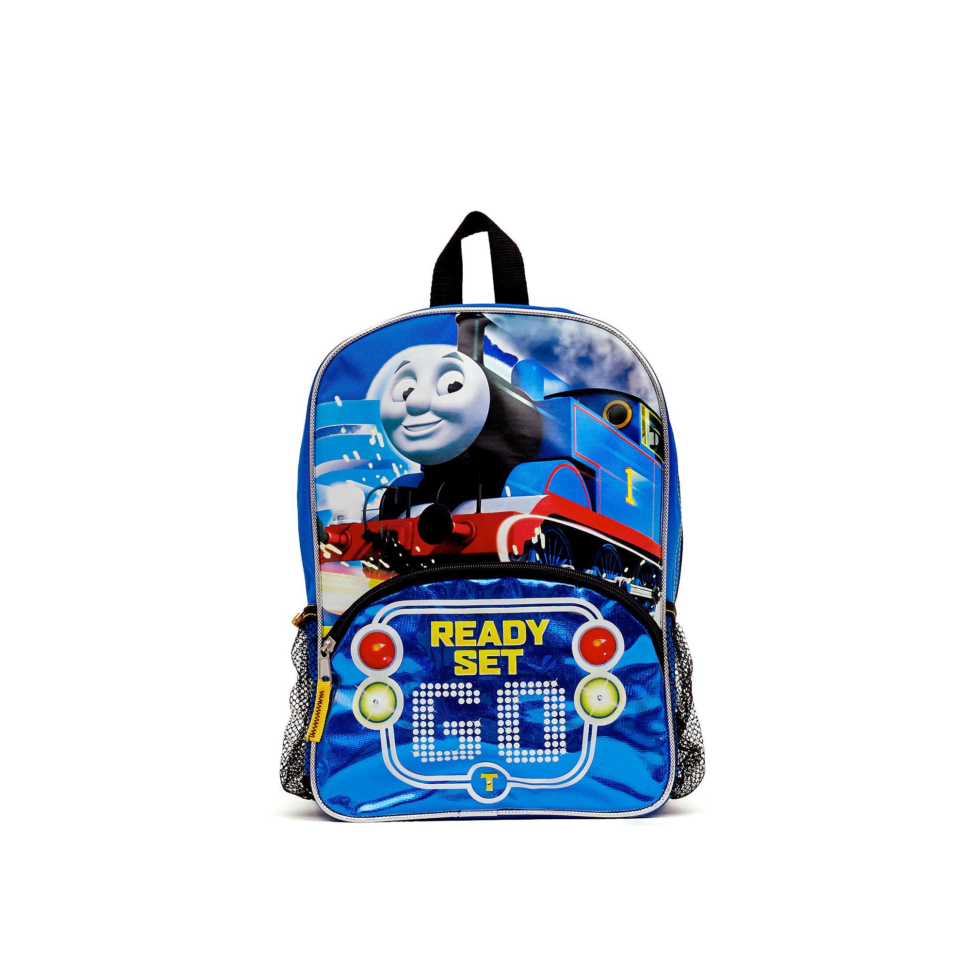 "Thomas ""Ready,  Set,  Go!"" Light-Up Boys' Backpack"