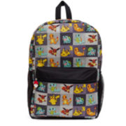 Pokémon Allover-Print Boys' Backpack