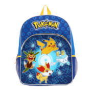 "Pokemon ""Leaping Pikachu"" Light-Up Backpack - Boys"
