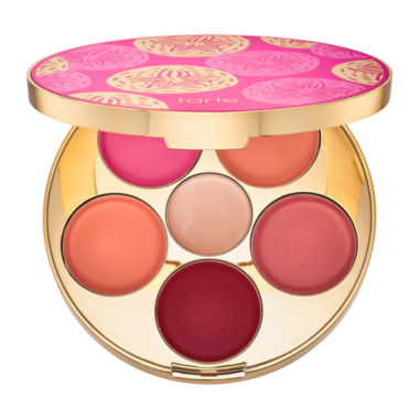 jcpenney.com | tarte Rainforest of the Sea™ Kiss & Blush Cream Cheek & Lip Palette