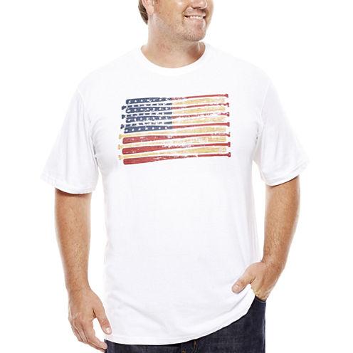 Lee® Short-Sleeve T-Shirt - Big & Tall