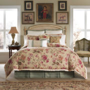 Croscill Classics® 4-pc. Floral Cottage Comforter Set