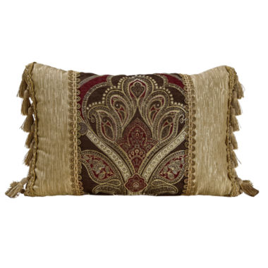 jcpenney.com | Croscill Classics® Royal Red Boudoir Decorative Pillow