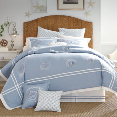 jcpenney.com | Croscill Classics® Embroidered Shells Comforter Set