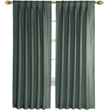 jcpenney.com | Manchester Pinch-Pleat Curtain Panel