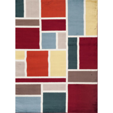 jcpenney.com | Toscano Blocks Rectangle Rug