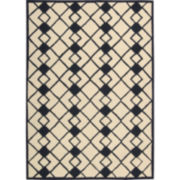 Nourison Hooked Rectangle Accent Rug